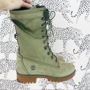 Timberland Women's Lace Up Boots